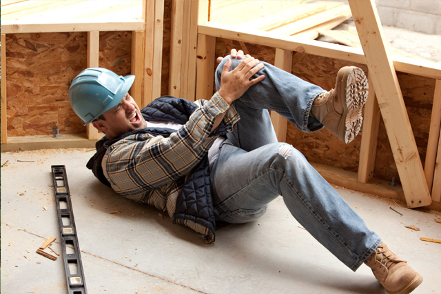 construction accidents and injuries